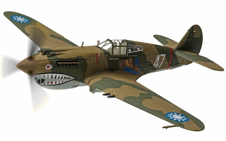 orden ahora disfrutar de gran descuento Corgi Corgi Corgi AA28104 1 72 Curtiss Hawk 81-A-2 P-8127, Robert 'R. T.' Smith, 3rd Sqn Ku  Con precio barato para obtener la mejor marca.