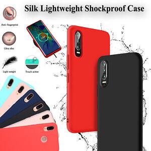 Custodia-per-Huawei-Compagno-30-pro-Lite-20-P30-P20-Silicone-Morbido-TPU-Cover