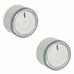 kit adaptateur cuisinière blanc bouton de commutateur de plaque complet 5 x indesit pour four