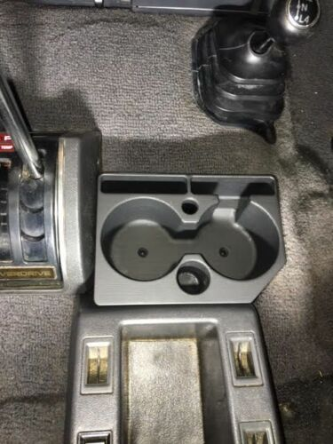 62 Series Toyota Landcruiser Double Cup Holder