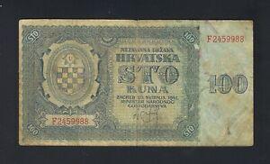 WWII P-2 1941 VF 100 Kuna Croatia