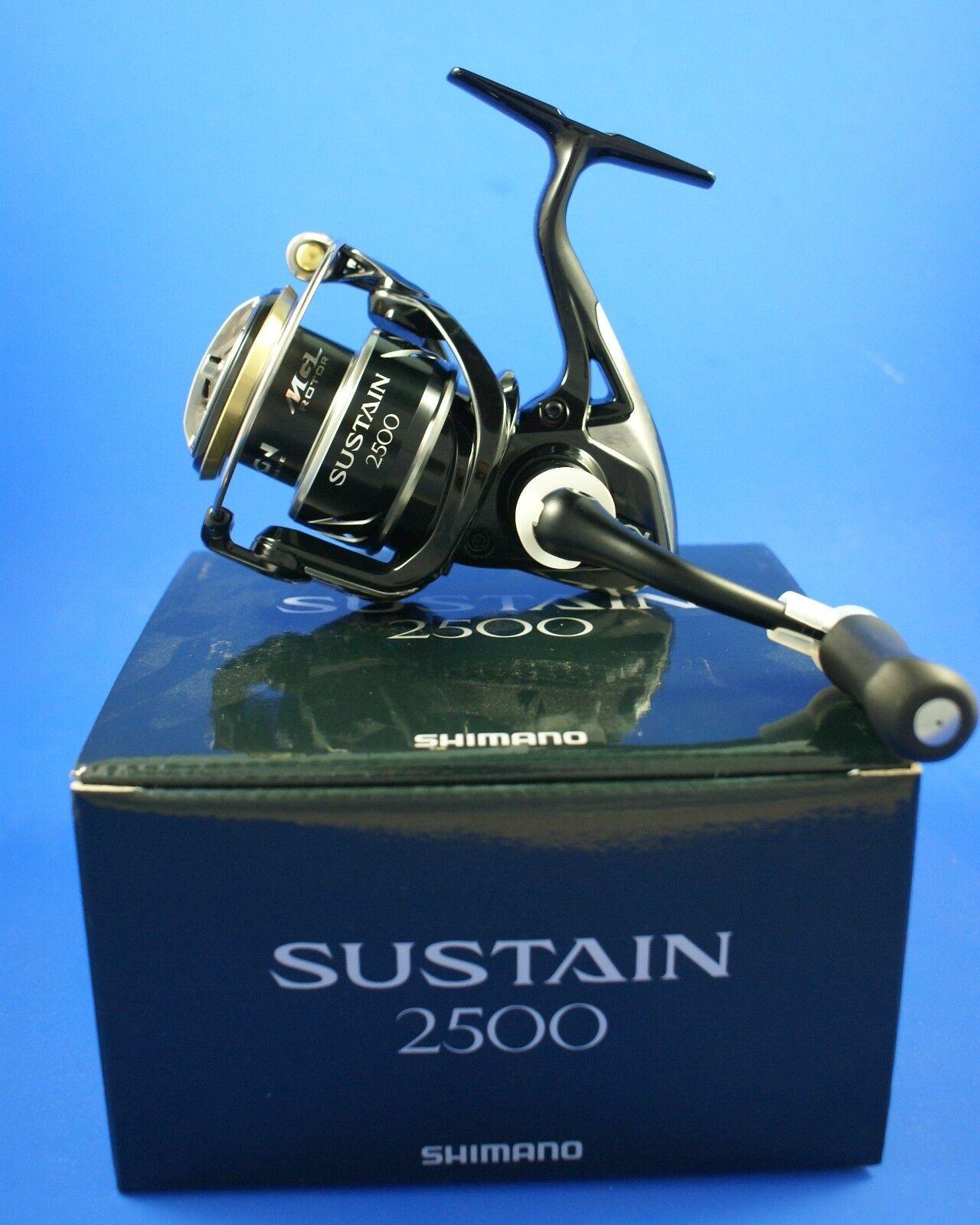 Shimano Sustain 2500 FI     SA2500FI    Front Drag Fishing Reel  is discounted