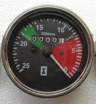 Massey Ferguson MF Tachometer für 133.135.140 908472M1 148 145 152 3381904M1