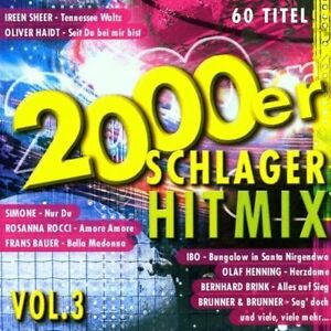 2000er-Schlager-Hit-Mix-3-Koch-Simone-Andy-Borg-Brunner-amp-Brunner-Ir-CD