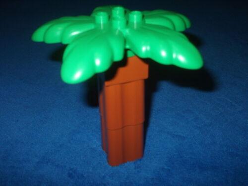 Lego Duplo 1 x palme planta bosque verde medio sheriff Western Jungla Safari