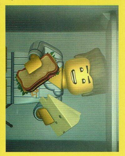 272 aus 289 Stickern Lego Ninjago Legacy Sticker Nummer Nr
