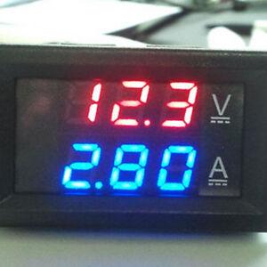 Dc 99V 3 Draht Led Digital Anzeigetafel Messinstrument Spannung ...