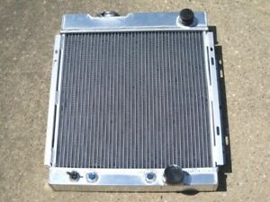1964 1965 1966 Ford Mustang AR 4 Core Aluminum V8 Conversion Radiator