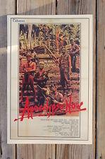 Apocalypse Now Lobby Card Martin Sheen Marlon Brando Duvall Francis Ford Coppola