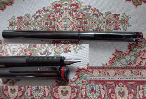 Graphit rotring Esprit Füllfederhalter Farbe EF