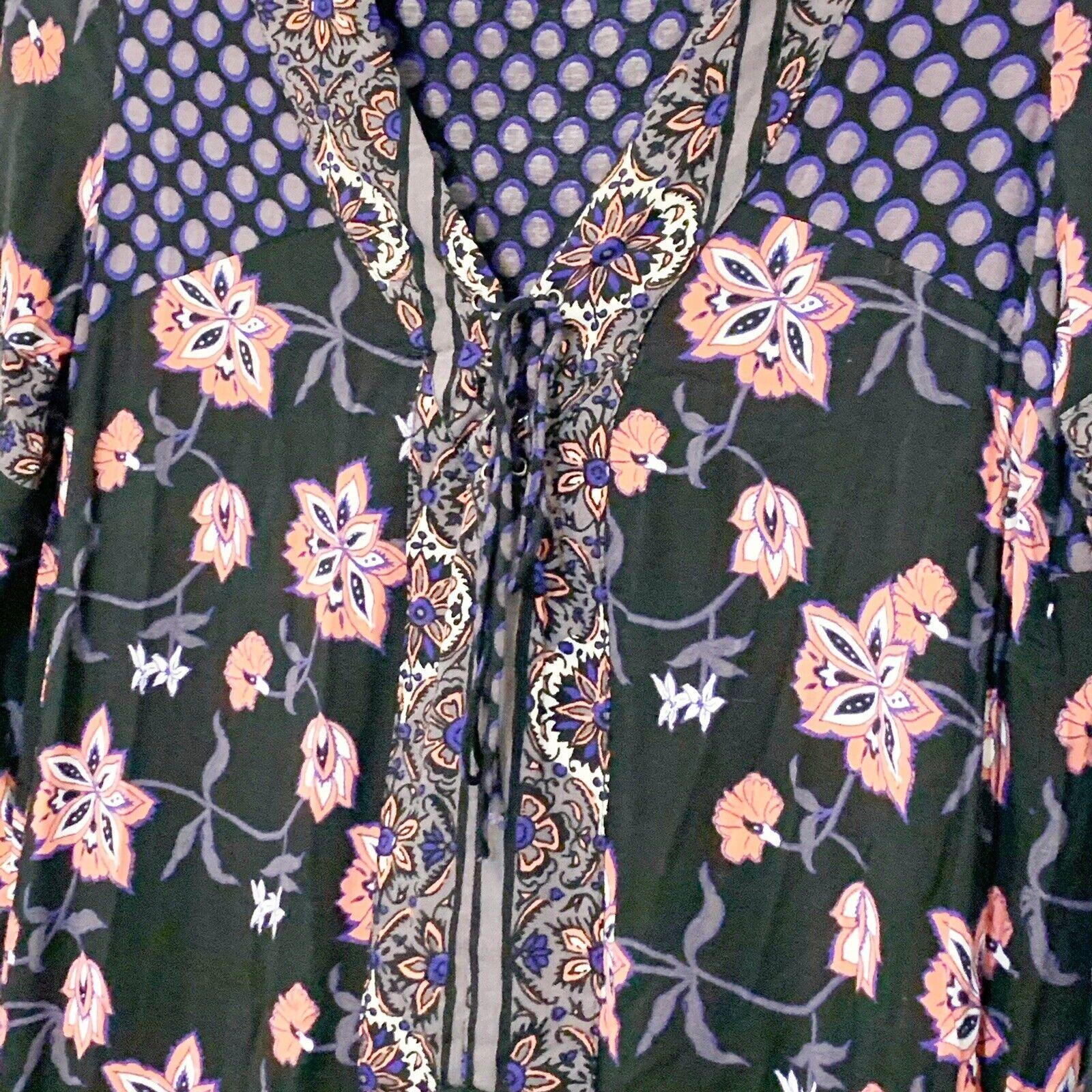 ANNA SUI X O'NEILL Dotti Boho Floral Print Mini S… - image 4
