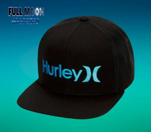 New HURLEY One And Only O/&O Gradient Mens Snapback Trucker Cap Hat
