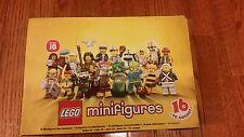 LEGO 71001 Box/Case of 60 MINIFIGURES SERIES 10  NEW