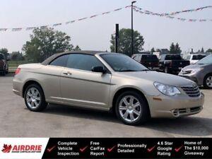 2008 Chrysler Sebring LX Convertible - New Brakes!