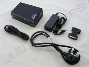 NUOVO-Lenovo-Thinkpad-Edge-E135-USB-3-0-Docking-Station-replicatore-di-porte-con-DVI-UK