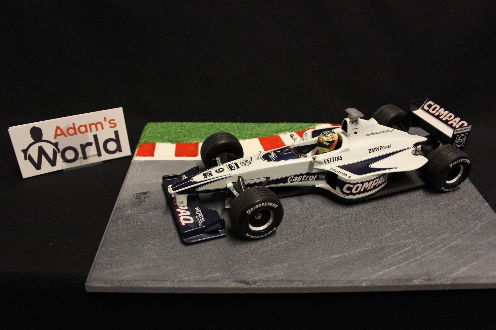 Minichamps Williams BMW show car 1 18  9 Ralf Schumacher (GER) (F1NB) 2
