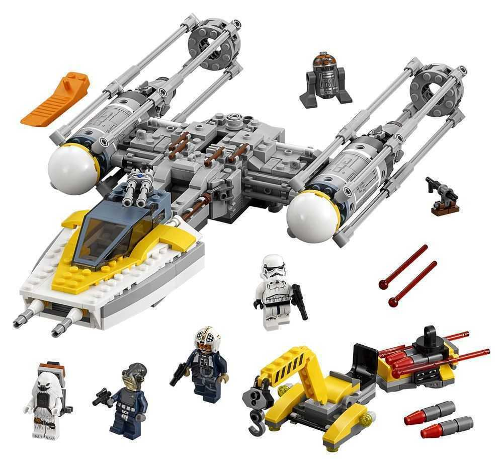 LEGO® Star Wars™ Rogue One Y-Wing Starfighter™ Kit Costruzioni