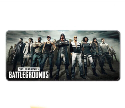Large Playerunknown/'s Battlegrounds Gaming Mousepad Speed Game Mouse Pad Mat