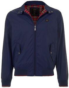 Giubbotto-giubbino-uomo-Merc-London-Men-GILMOUR-TECHNICAL-Harrington-Jacket