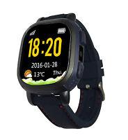 Tencent Qq Watch Gps Tracker Wifi Locating Adult Kids Smartwatch Phone Deepblue