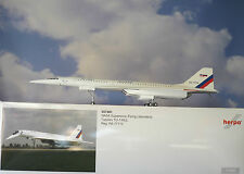 Herpa Wings 1:200  Tupolev TU-144LL Nasa Supersonic Flying Laboratory  557481
