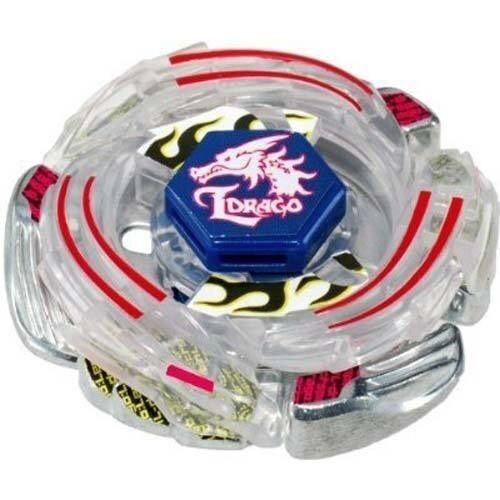 Beyblade Bb43 Lightning L Drago Metal Fusion 4d Beyblade With