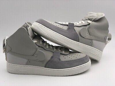 Nike Air Force 1 High Psny Grey Basketball Fashion Shoe Sneaker