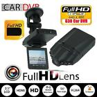 "2.5"" Vehicle Car DVR Camera Video Recorder Dash Cam G-Sensor Len Cam CA"