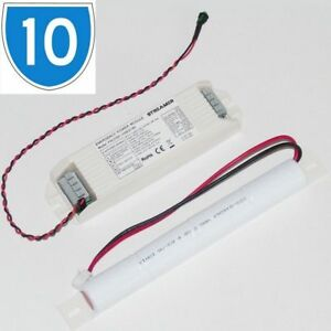 outlet store 46525 8fcfb Details about 10x LED Downlight 12V Emergency MR16 Conversion Module  Battery Backup Fitting
