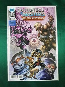 2018 DC Comics Injustice vs Masters of the Universe Assorted Comics NM