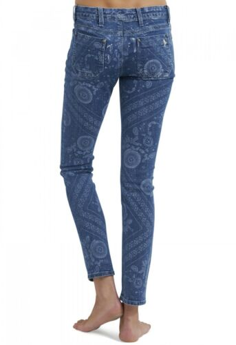 Leg Wash Breathless Bandana Jeans Stigende 28 Bleach Lav Mih Ny In Skinny wApqXxgB7z