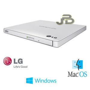 Masterizzatore-Lettore-Esterno-Dvd-Cd-Rw-Slim-Lg-Silver-Per-Windows-E-Mac-Os