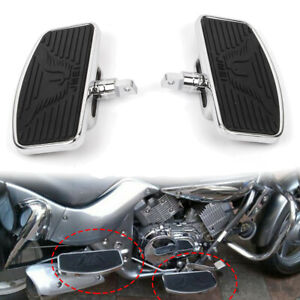 1pair Replacement Motorcycles Front Rider Floorboard Footpeg Fit For Honda Usa Ebay