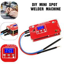 Mini 18650 Battery Spot Welder Welding Machine Power Supplies Nickel Soldering