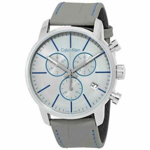 Calvin Klein K2G271Q4 City Chronograph Men's Watch
