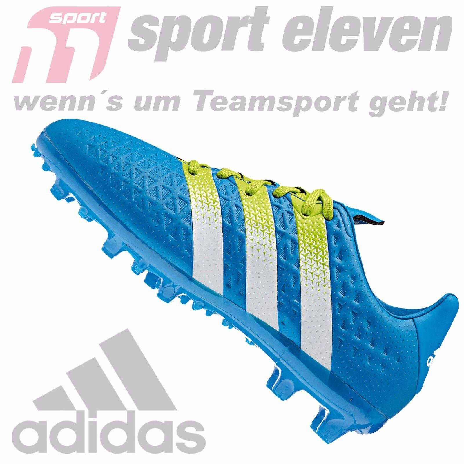 Adidas ACE 16.3 FG FG FG AG J  AF5156  Fußballschuhe 9ddf0f