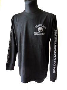 Harley-Davidson-Skull-Totenkopf-Shirt-Pullover-Longshirt-Pulli-99091-14VM