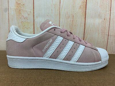 Women's Adidas Superstar Pink White
