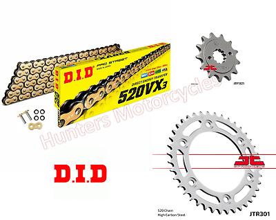 Honda CRF250 L 12-19 DID /& JT Chain And Sprocket Kit Tool