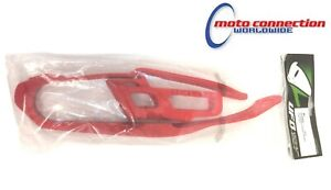 UFO-CHAIN-GUIDE-amp-SLIDER-KIT-RED-4633-for-HONDA-CRF450R-MOTOCROSS-2007-2008