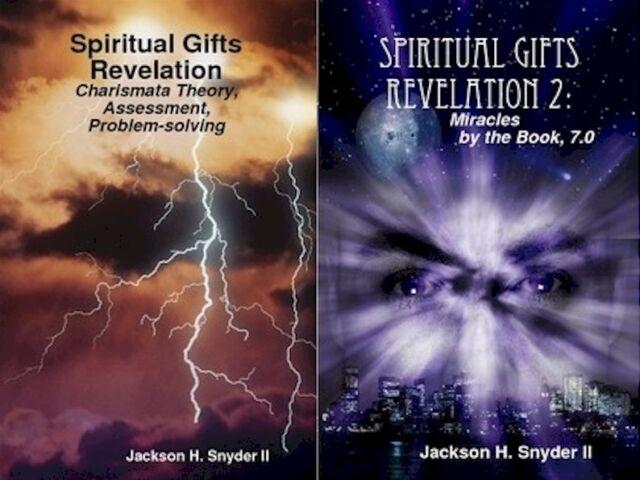 Spiritual Gifts Revelation, Workbooks 1 & 2 - for Certification in Pneumatology