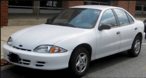 2002 Chevy Cavalier Clean Reliable Automatic!