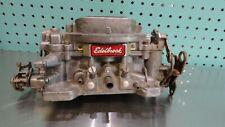 Edelbrock Carburetor 1404 1799 Used 4 Barrel Performance 500 Cfm Carb 4bbl Core