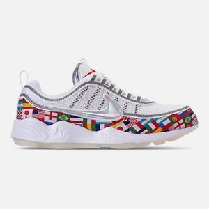63188731b4383 Nike Air Zoom Spiridon 16 NIC QS International Flag White Multi ...