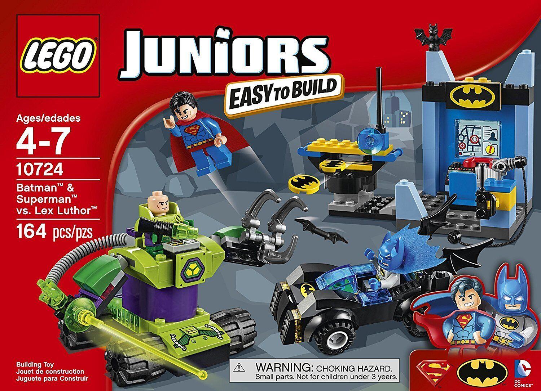 LEGO - 10724 - JUNIORS - BATMAN & SPIDER-MAN SPIDER-MAN SPIDER-MAN CONTRE LEX LUTHOR 7b96c6