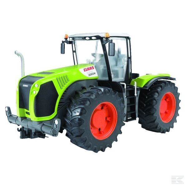 Bruder Claas Xerion 5000 Tractor 1 16 Scale Model Toy Present Gift