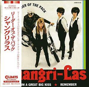SHANGRI-LAS-LEADER-OF-THE-PACK-JAPAN-MINI-LP-CD-BONUS-TRACK-C94