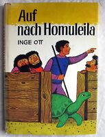 Buch (s) - AUF NACH HOMULEILA - Inge Ott
