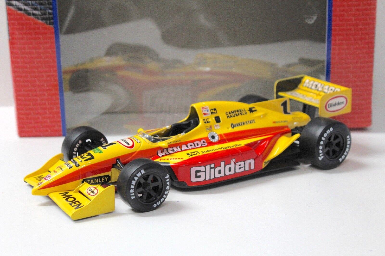 1 18 Maisto Danica  Glidden  jaune rouge  1 New chez Premium-modelcars