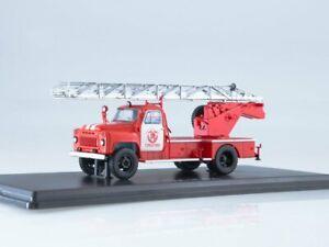 Scale-model-truck-1-43-GAZ-52-Fire-technology-AL-18
